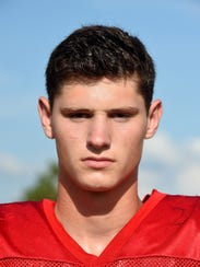 Union County High School footballCameron Donovan