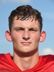 Union County High School footballRyan Hensley