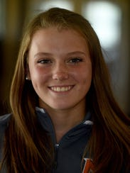 National Trail High School girls golfMakenna Jones