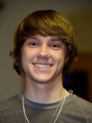 Northeastern High School's Colton Alexander during