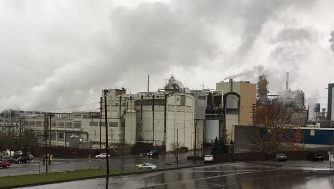 Camas Georgia Pacific mill is laying off more workers.