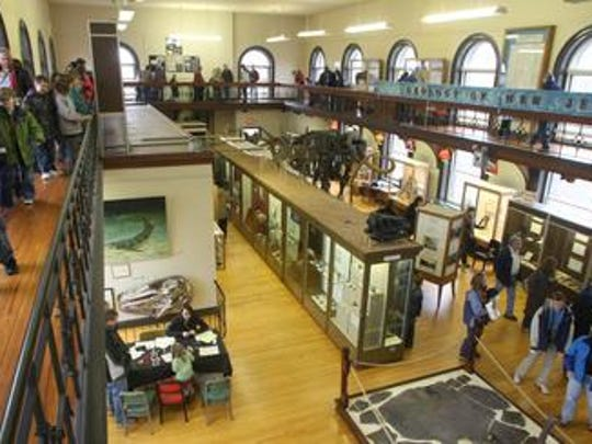 The 48th annual Rutgers University Geology Museum Open House will take place on Saturday, Jan. 30 from 9 a.m. and 4 p.m.