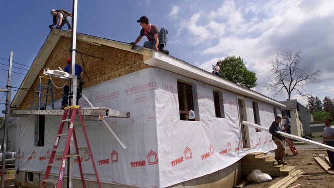 Chemung County Habitat for Humanity has built or rehabilitated 27 homes in the county since 1989. The agency is seeking women volunteers for a spring project.