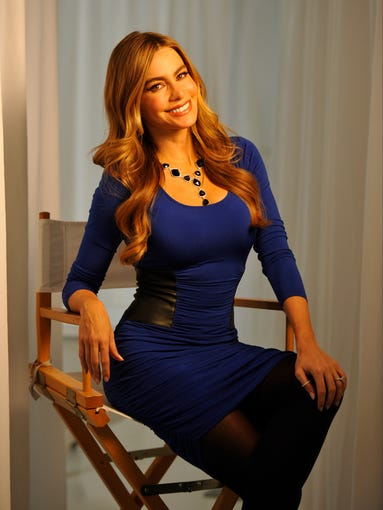 Sofia Vergara is on top of the world. The 'Modern Family' star is not only television's highest-paid actress, according to 'Forbes,' but also a budding business woman, with a production company, clothing line and lucrative endorsements under her belt. But it was a long road to stardom for the 41-year-old Colombian stunner. Let's take a look at her rise to the top.