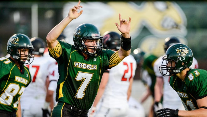 Former Green Bay Preble star Will Daniels is returning home to play at St. Norbert College.
