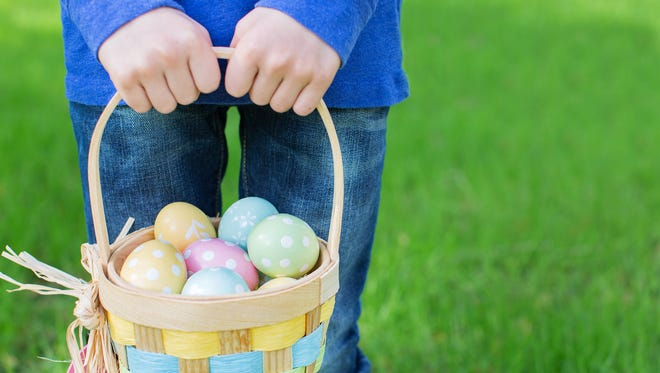 Easter eggs will be out at Riverfront Park in Montgomery on Saturday, but the main fun is in the activities planned.