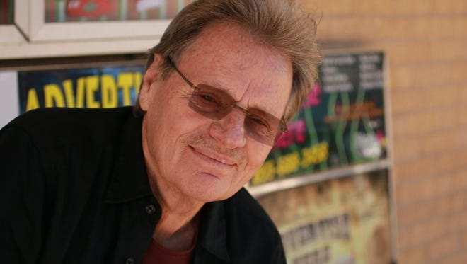 Delbert McClinton performs Sunday, May 12, 2018, at the Montgomery Performing Arts Centre.