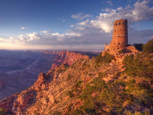 Colter's Desert View Watchtower