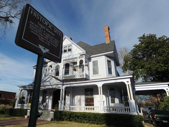 Take a narrated guided tour of this 1897 Queen Anne Victorian home built by beer distributor Lafayette Robert Logan on Halloween night. Tours are from 6 to 9 p.m.