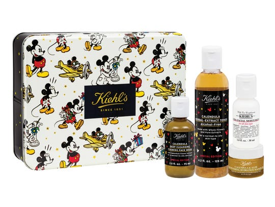 Disney Kiehl's Special Edition Five-Piece Collection