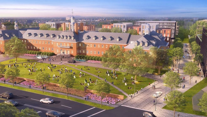 Proposed Wegmans in Washington, D.C.