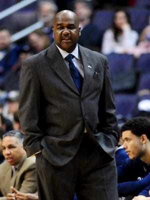 Coach John Thompson III and his Georgetown Hoyas played a tough non-conference schedule.