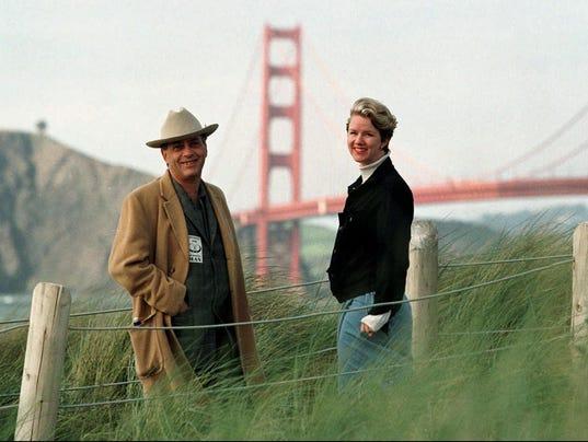 Larry Harvey,Marian Goodell
