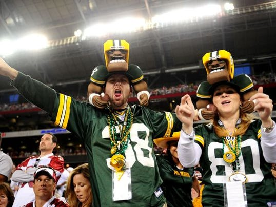 Packers fans