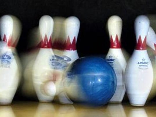 Bowling graphic