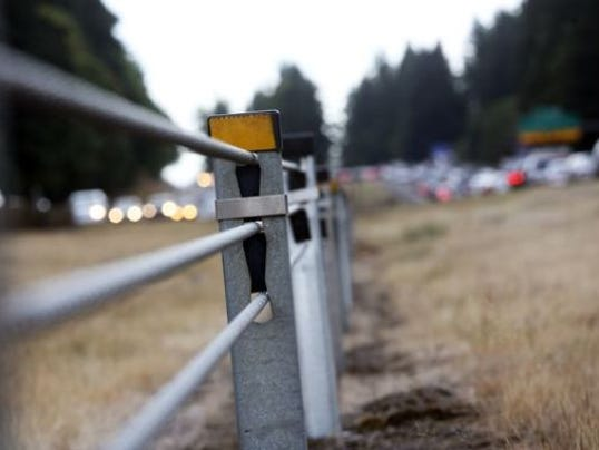 Salem contractor to take on odot median barrier project