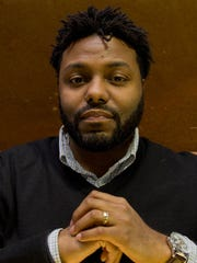 Brandon Black, 35, is one of two winners of the annual Haile Fellowship grant. The $100,000 awards were announced Wednesday, Feb. 24, 2016.