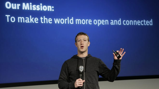 Facebook CEO Mark Zuckerberg
