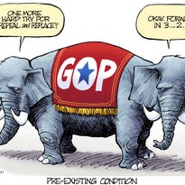 GOP Preexisting Condition