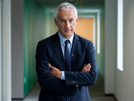 Jorge Ramos, uno de los periodistas hispanos más influyentes de Estados Unidos, será uno de los moderadores del 2do debate.