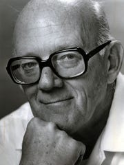 "Gerald Kloss wrote the ""Slightly Kloss-Eyed"" humor column in The Milwaukee Journal's Green Sheet for more than 20 years."