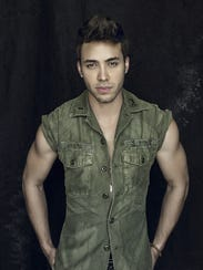Latin pop and bachata singer-songwriter Prince Royce