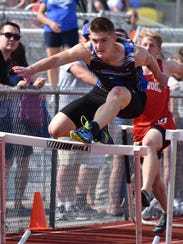 McConnellsburg's Josh Booth is the top-seeded runner