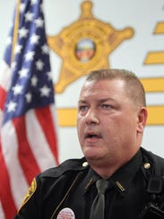 Kent Hall, school resource officer for Madison Local