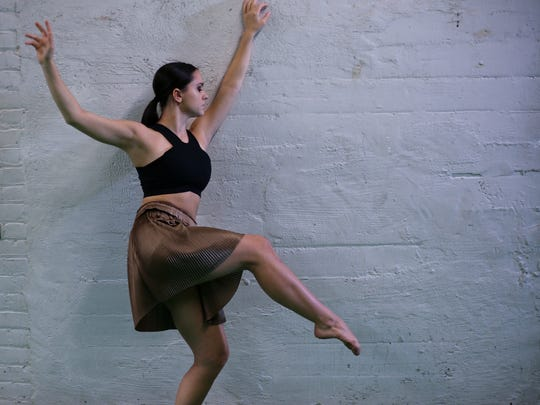 Exhale Dance Tribe member Ali Rose will perform in