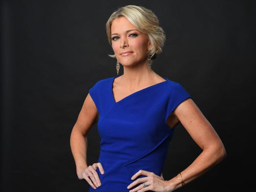 Fox anchor Megyn Kelly, Nov 14, 2016.