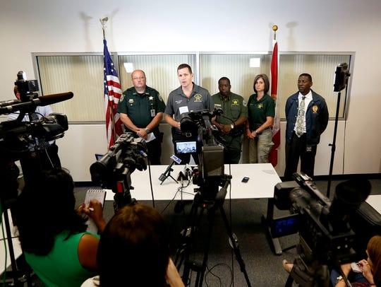 AP Shootings Bell, Florida