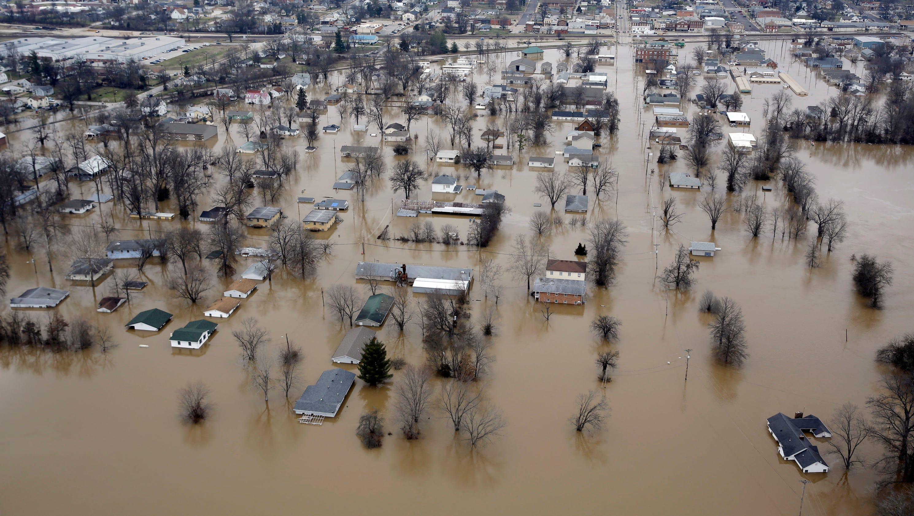 Wintertime Floods Among Costliest Ever