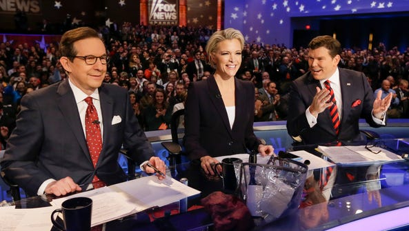 FOX News debate moderators  pine for the opportunity