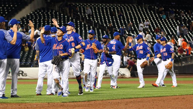 The Mets finished 70-92 in 2017.