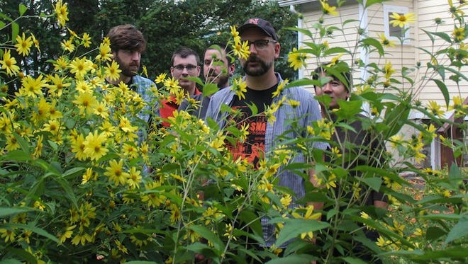 Local band why+the+wires will release its new album Friday night at the Chantiloft.
