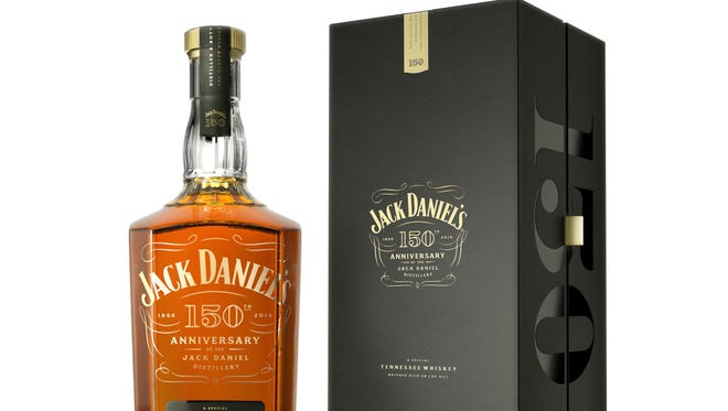 Jack Daniel's Distillery releases a new 150th Anniversary Tennessee Whiskey to commemorate the big birthday.