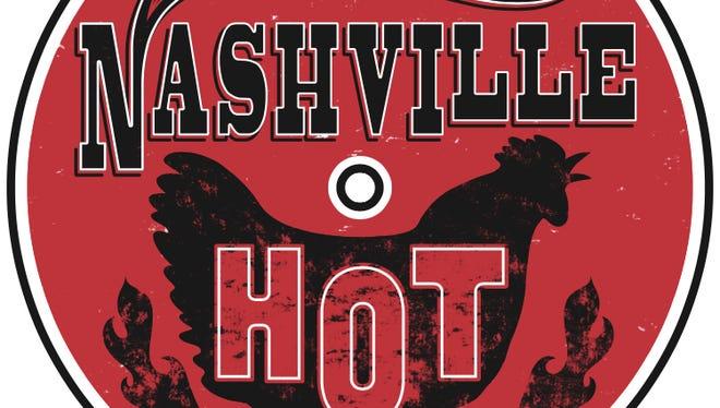 Nashville Hot logo.