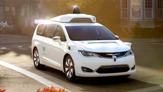 Waymo and FCA announced that production of 100 Chrysler Pacifica Hybrid minivans uniquely built to enable fully self-driving operations has been completed. The vehicles are currently being outfitted with Waymo's fully self-driving technology.