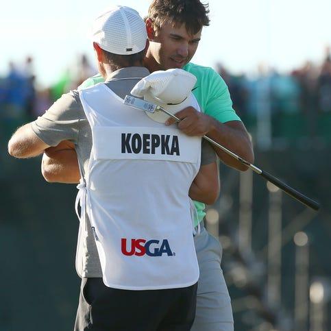 Koepka wins PGA Championship