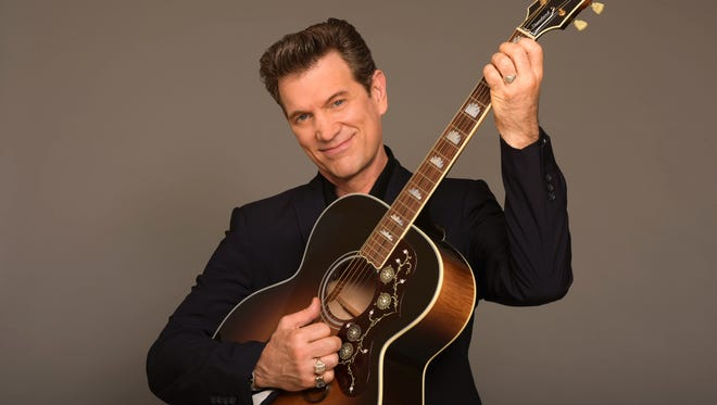 Chris Isaak and his longtime band will be appearing for one night only atthe Stefanie H. Weill Center for the Performing Artson Aug. 10.