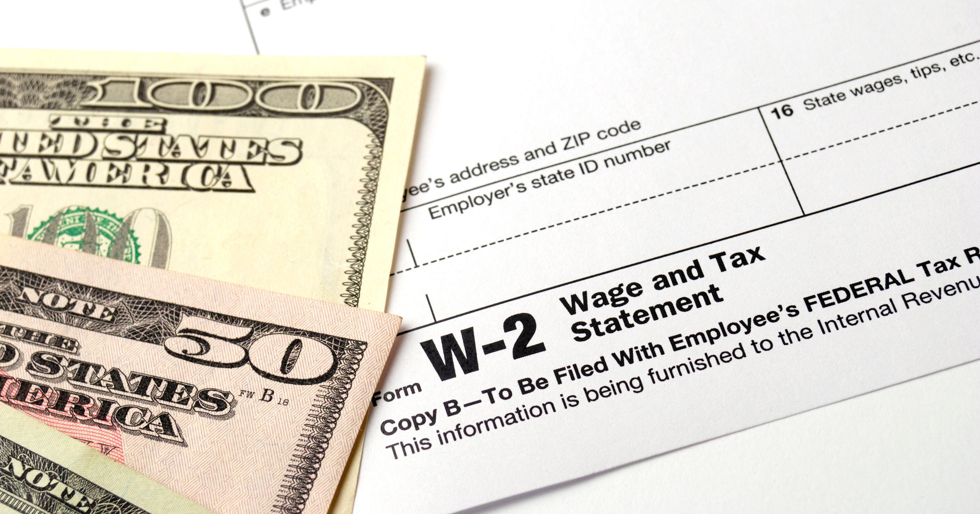 Haven\'t received your W-2? Take these steps