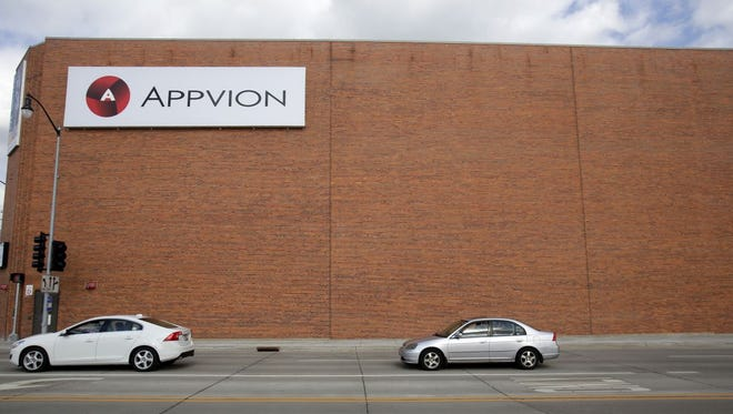 Appleton's Appvion is one of the largest producers of lightweight thermal paper – the kind commonly used for ATM and purchase receipts – and employs 1,000 workers.