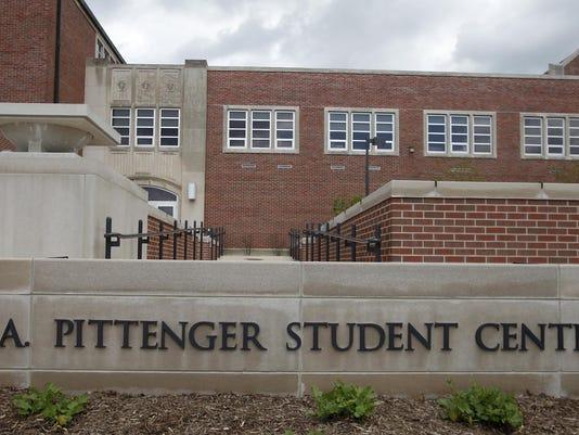 Pittenger Student Center, Ball State