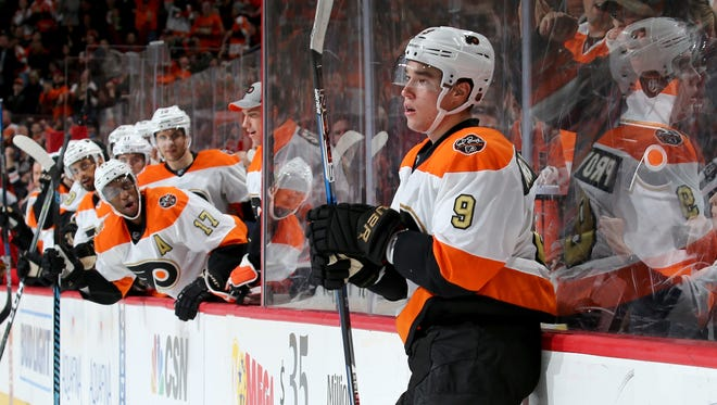 Ivan Provorov has gotten more and more responsibility through the Flyers' first 28 games.