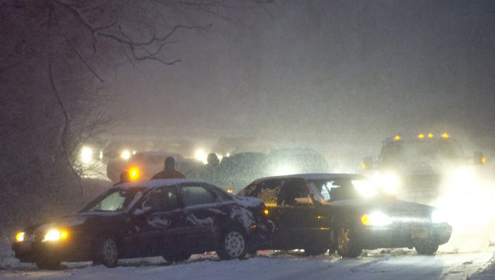 Northeastern cities have the most car accidents