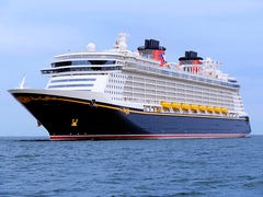 Enter to win a Disney Cruise Line Vacation for four, including airfare