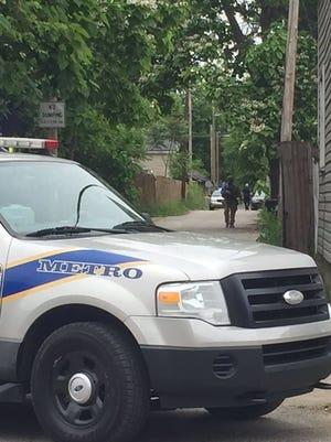 Louisville Metro Police.