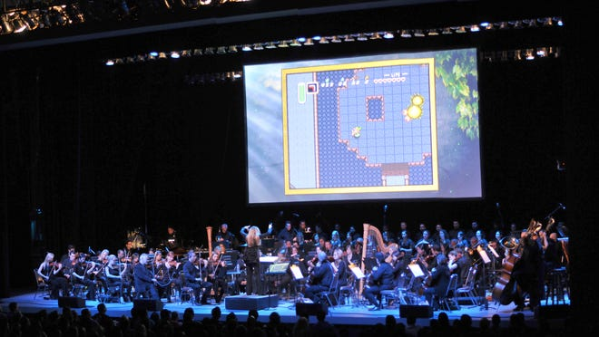 "Friday's forecast of wintry weather has led to the postponement of Nashville Symphony's ""The Legend of Zelda"" concert."