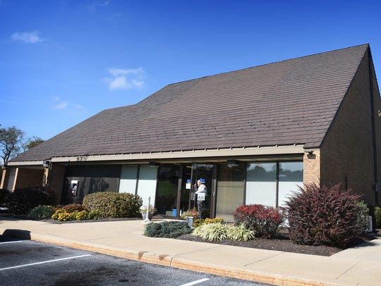 The Jonestown Bank & Trust Co., located at 1725 Route
