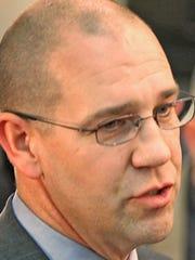 State Sen. Scott Schneider, R-Indianapolis, is the